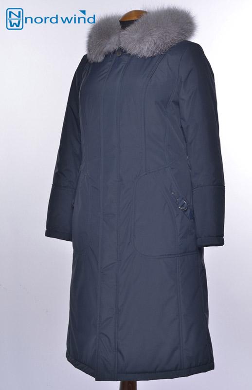 844fc748c40 одежда с климат-контролем больших размеров в Санкт-Петербурге. Марли   Пуховик Nord Wind